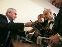 В Москве прошла презентация книги Николая Долгополова о легендарной советской разведчице Надежде Троян