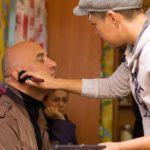 Захар Прилепин снимается в новом фильме в Новосибирске