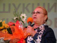 Нина Усатова отмечает юбилей