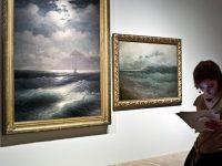 Третьяковка будет открыта до полуночи в последние дни выставки Айвазовского