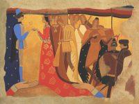 Выставка произведений Нины Гурьевой по мотивам литературных произведений открывается в Москве