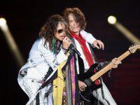 Американская группа Aerosmith даст прощальный концерт в Москве