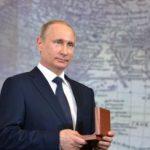 """В Кремле вручили Премии РГО и подвели итоги фотоконкурса """"Самая красивая страна"""""""