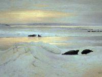 150 лет назад родился первый живописец Арктики Александр Борисов