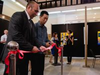 Выставка современных корейских художников открывается в Москве
