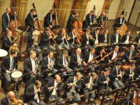 Новогодний концерт Венского оркестра состоялся в Московской консерватории