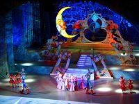В Кремлевском дворце начались новогодние представления