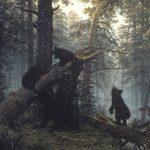 Три медведя в сосновом бору: как картина Ивана Шишкина стала конфетой