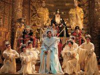 В «Геликон-опере» представили премьеру «Турандот» в постановке Бертмана