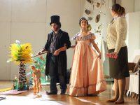 В «Школе драматического искусства» исследовали были и небылицы Гоголя, Пушкина и Дмитрия Крымова