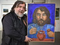 Москве напомнили о «Митьках» и семье художника Шагина