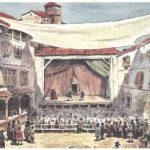 Театральное искусство во времена Средневековья