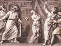 Древнегреческая комедия