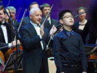 Открытием Международного конкурса пианистов стал юный талант из КНДР