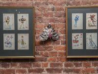 В Доме-музее Шаляпина проходит выставка эскизов и костюмов «Флора и фауна русского театра»