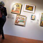 Музей Востока представил работы авангардиста Порфирия Фальбова