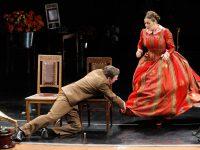 В Малом театре состоялась премьера спекактля «Таланты и поклонники» по Островскому