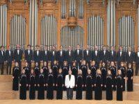 Московский камерный хор под руководством Владимира Минина дал концерт в Консерватории