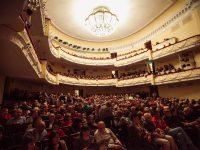 Театр музкомедии из Петербурга представил на «Золотой маске» мистерию по мотивам романа Белого
