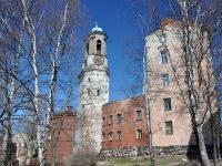 Во время реставрации выборгской Часовой башни XV века найдены артефакты