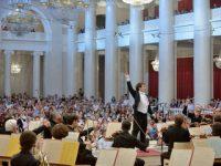 В Петербурге пройдет XXII Международный фестиваль «Музыкальный Олимп»