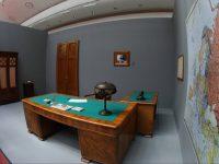 В Новом Манеже покажут кабинет Сталина и комнату в блокадном Ленинграде