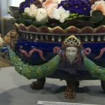 """Как фарфор стал частью истории - рассказывает экспозиция в музее """"Ингосстраха"""""""