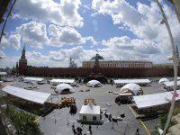 Как Москва готовится к открытию книжного фестиваля «Красная площадь»