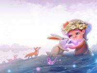 В этом году выйдет серия детских экологических книг в жанре фэнтези