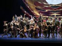 Театр балета Бориса Эйфмана отметил 40-летие на сцене Александринского театра