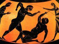 Археологи нашли в Крыму вещи спортсмена античных времен