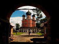 Французы снова вошли в Донской монастырь