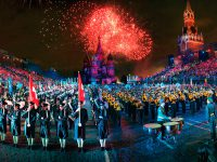 В Москве идет подготовка к военно-музыкальному фестивалю «Спасская башня»