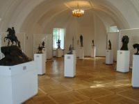 В Музее городской скульптуры открыта экспозиция «Прикоснись к прекрасному»
