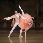 Продолжается фестиваль Театра классического балета Наталии Касаткиной и Владимира Василёва
