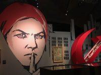 Опера Шостаковича была в центре внимания выставки музея Виктории и Альберта