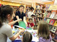 За какой литературой зайти на Всероссийский фестиваль детской книги