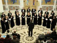 Московский Синодальный хор впервые выступил во Франции