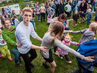 «Упсала-Цирк» поставил «Точку» на культурном форуме в Петербурге