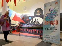 На «Ленфильме» открылась выставка «17октябрь17», посвященная 100-летию революции и ее отражению в картинах киностудии
