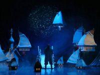 В театре Натальи Сац показали «Ночь перед Рождеством»