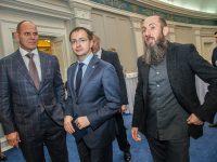 В концертном зале имени Зака Новосибирского театра оперы и балета выступили звезды мировой оперы
