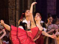 «Русский балет» представил зрителям новую постановку балета «Дон Кихот»