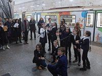 Более 500 музыкантов подали заявки на участие в проекте «Музыка в метро»