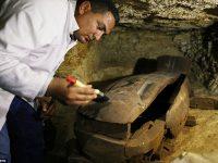 Древний некрополь обнаружили в Египте