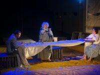 В конкурсной программе «Золотой маски» показали спектакль «Сучилища»