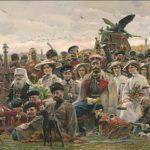 Полотна Павла Рыженко представлены в Москве