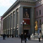 В Вахтанговском театре представят спектакль об истории русского театра
