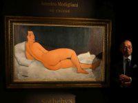 Картину Амедео Модильяни выставили на торги с рекордной стартовой ценой