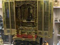 В Музее истории религии впервые показали буддийский домашний алтарь